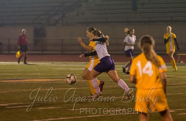 Marshfield High School Girls Soccer - 0441