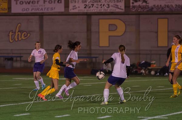 Marshfield High School Girls Soccer - 0155