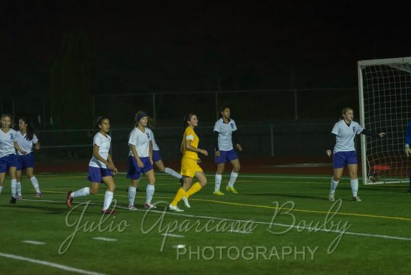 Marshfield High School Girls Soccer - 0201