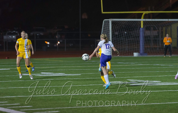 Marshfield High School Girls Soccer - 0194