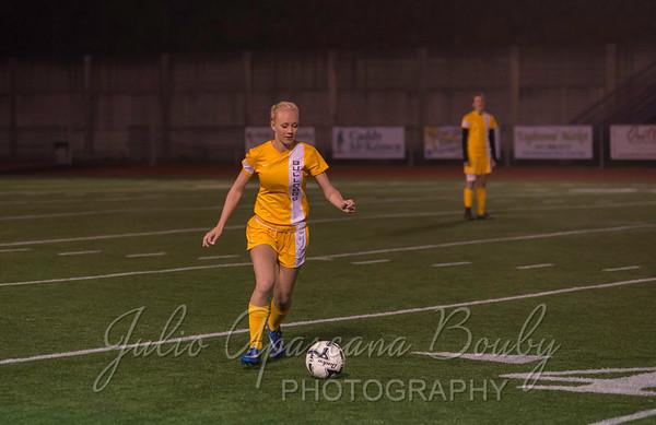 Marshfield High School Girls Soccer - 0130