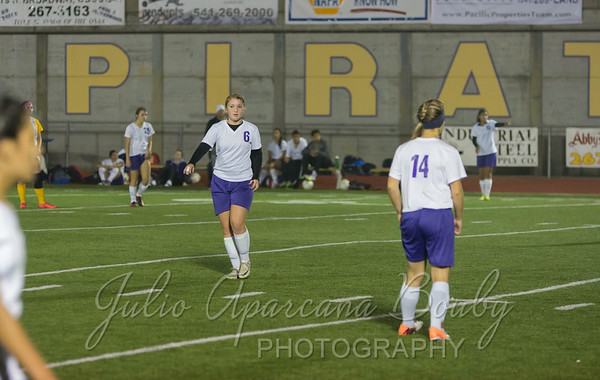 Marshfield High School Girls Soccer - 0220