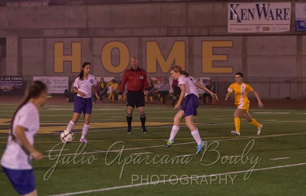 Marshfield High School Girls Soccer - 0137