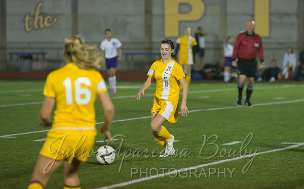 Marshfield High School Girls Soccer - 0185