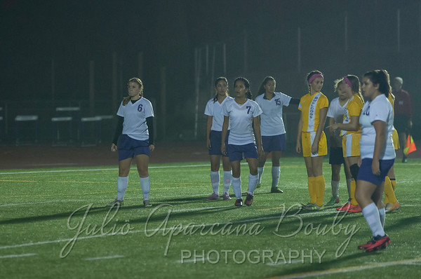 Marshfield High School Girls Soccer - 0258