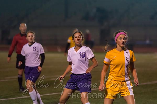 Marshfield High School Girls Soccer - 0408