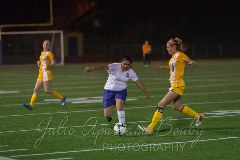 Marshfield High School Girls Soccer - 0156