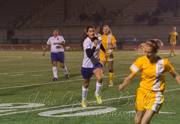 Marshfield High School Girls Soccer - 0435