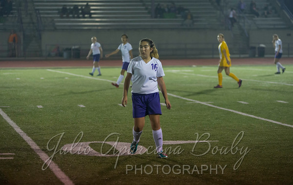 Marshfield High School Girls Soccer - 0351