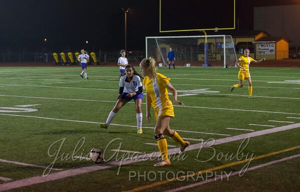 Marshfield High School Girls Soccer - 0362