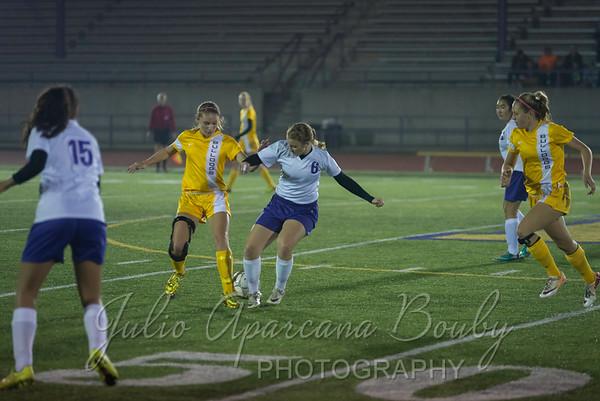 Marshfield High School Girls Soccer - 0329