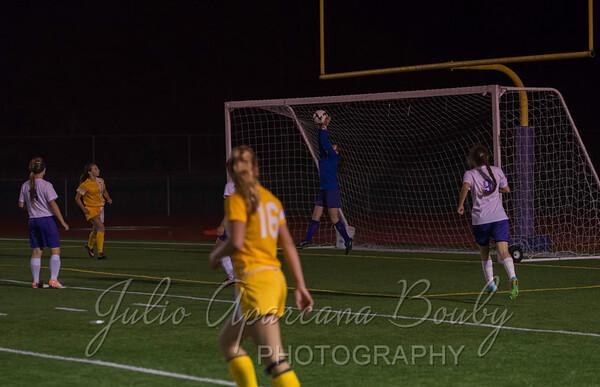 Marshfield High School Girls Soccer - 0148