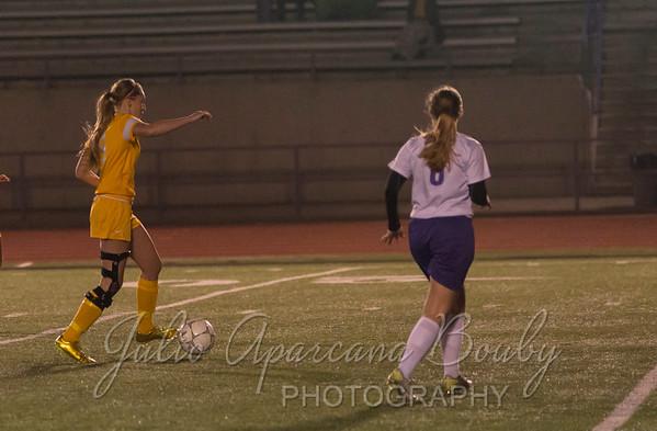 Marshfield High School Girls Soccer - 0475