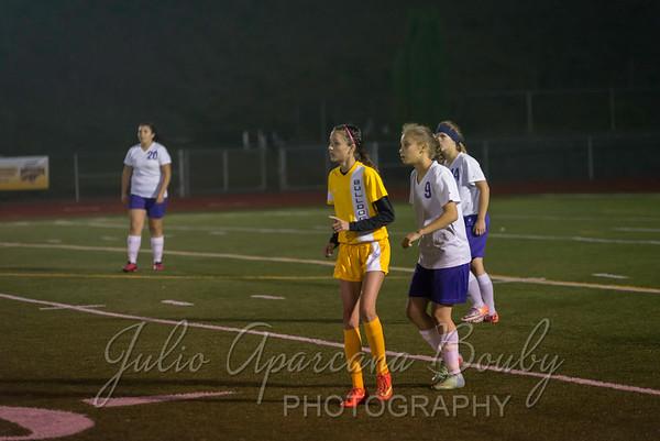 Marshfield High School Girls Soccer - 0135