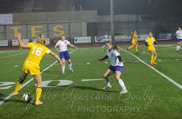 Marshfield High School Girls Soccer - 0187