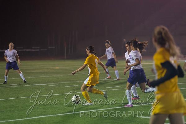 Marshfield High School Girls Soccer - 0250