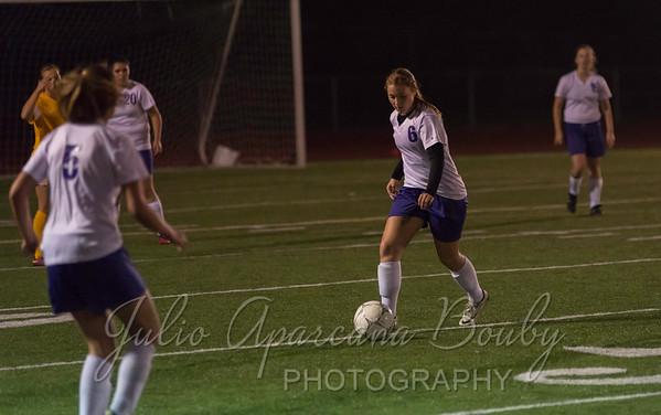 Marshfield High School Girls Soccer - 0304