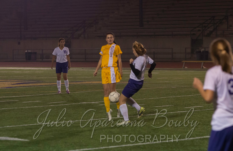 Marshfield High School Girls Soccer - 0454