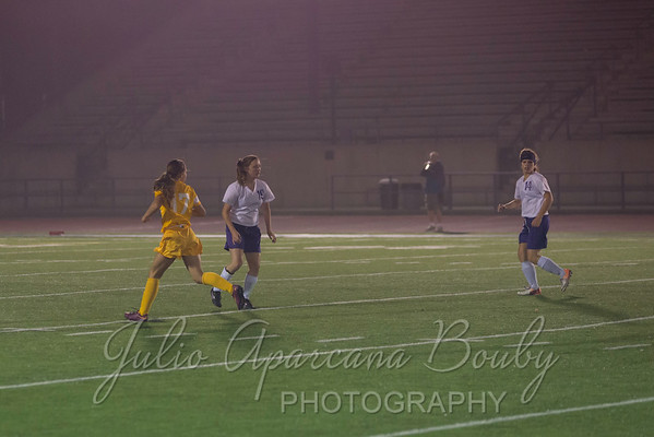 Marshfield High School Girls Soccer - 0255