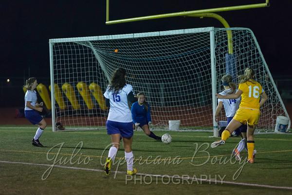 Marshfield High School Girls Soccer - 0464