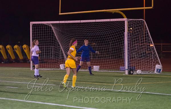 Marshfield High School Girls Soccer - 0371
