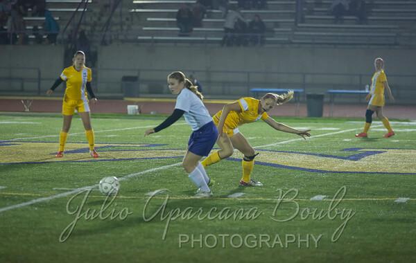 Marshfield High School Girls Soccer - 0327