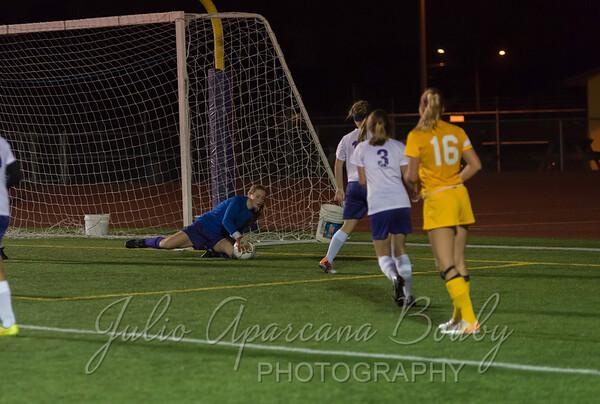 Marshfield High School Girls Soccer - 0492
