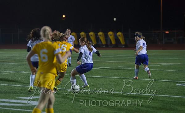 Marshfield High School Girls Soccer - 0366
