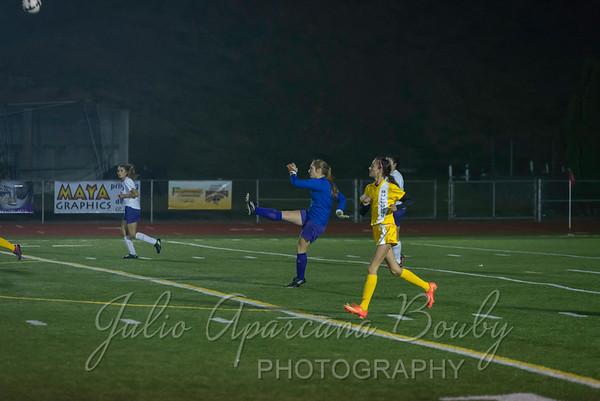 Marshfield High School Girls Soccer - 0190