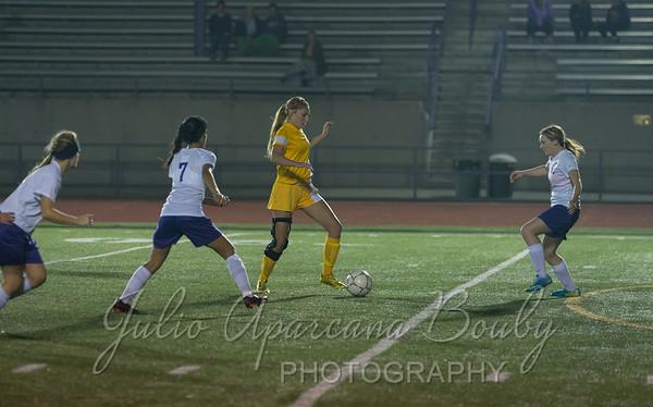 Marshfield High School Girls Soccer - 0504