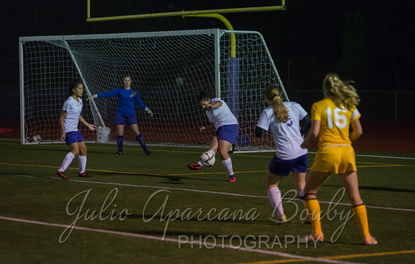 Marshfield High School Girls Soccer - 0179