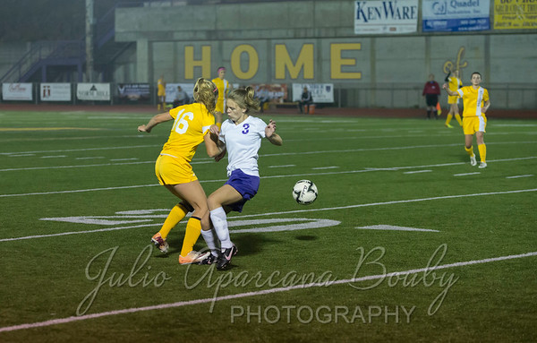 Marshfield High School Girls Soccer - 0222
