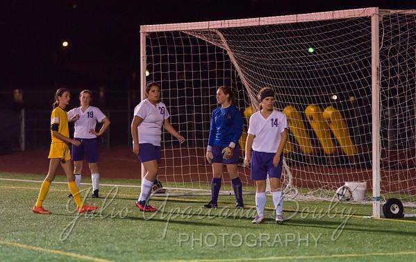 Marshfield High School Girls Soccer - 0422