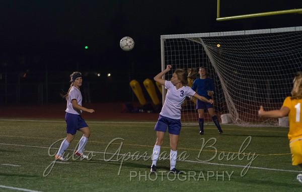 Marshfield High School Girls Soccer - 0486