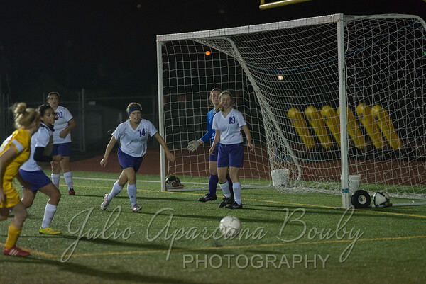Marshfield High School Girls Soccer - 0506