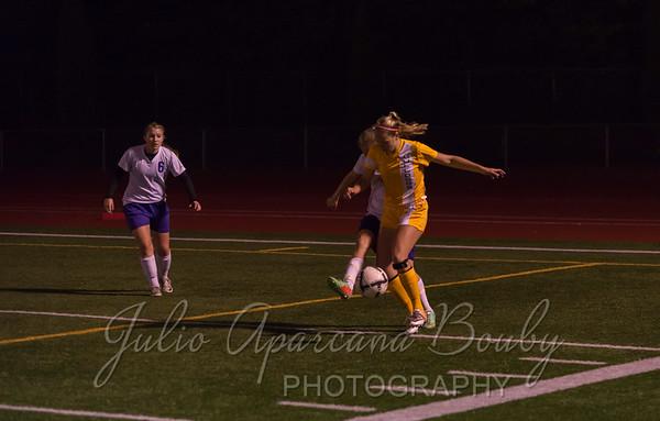 Marshfield High School Girls Soccer - 0169