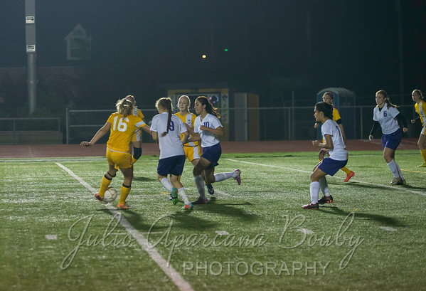 Marshfield High School Girls Soccer - 0428
