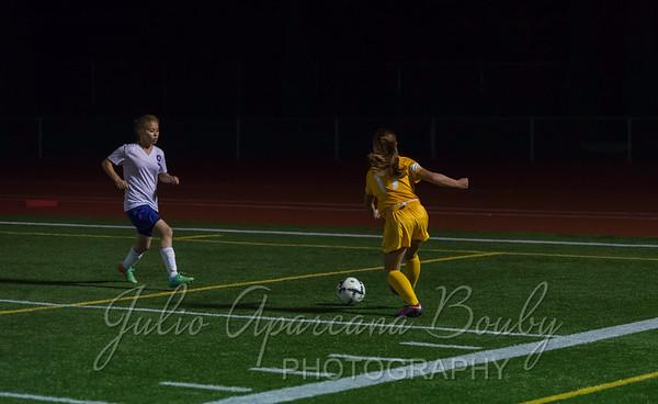 Marshfield High School Girls Soccer - 0178