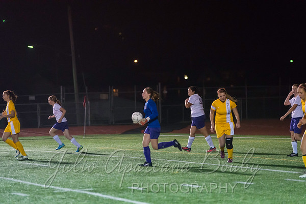 Marshfield High School Girls Soccer - 0466