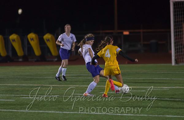 Marshfield High School Girls Soccer - 0358