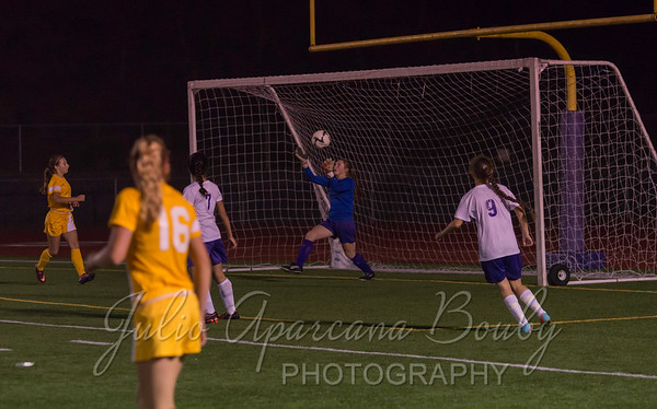 Marshfield High School Girls Soccer - 0149