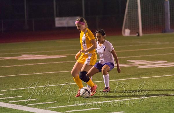 Marshfield High School Girls Soccer - 0293