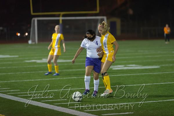 Marshfield High School Girls Soccer - 0157