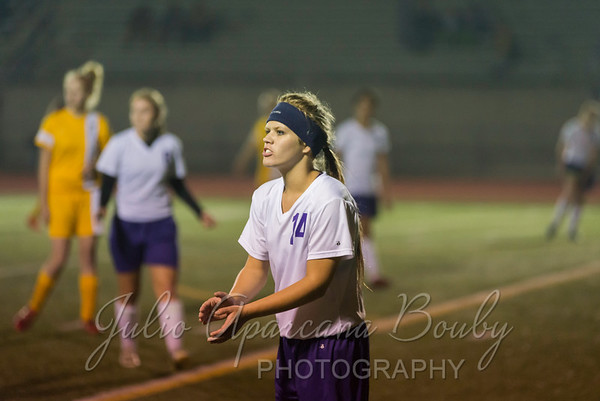 Marshfield High School Girls Soccer - 0509
