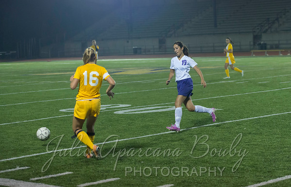 Marshfield High School Girls Soccer - 0479