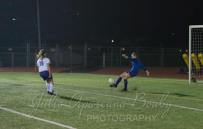 Marshfield High School Girls Soccer - 0458