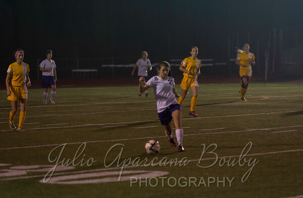 Marshfield High School Girls Soccer - 0291