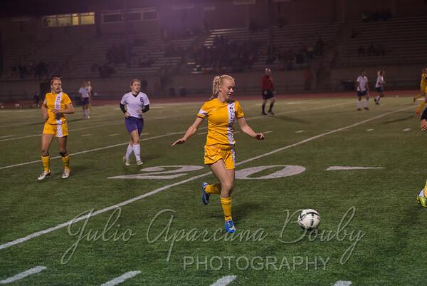 Marshfield High School Girls Soccer - 0421
