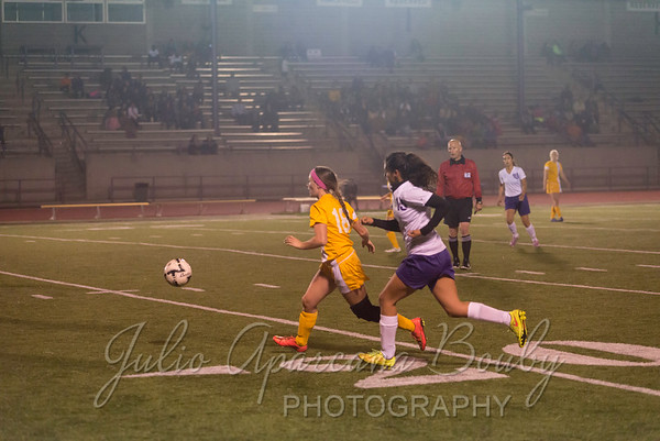 Marshfield High School Girls Soccer - 0242