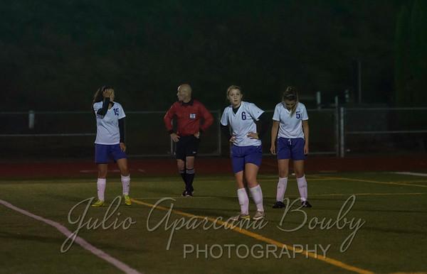 Marshfield High School Girls Soccer - 0214